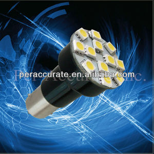 1156 S25 12SMD 5050 Auto LED lamp car auto bulb led marine lights