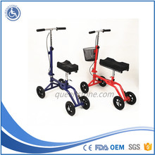 2015 US Style Convenient Knee Walker Scooter for Traveling or Shopping