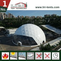 Outdoor Large 30m Dome Canopy For Sale