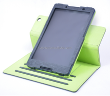 For Lenovo TAB2 A8-50 Smart Stand Tablet PU Leather Case 360 Rotating Screen Protector Stylus