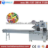 TK-Z880 SOFT JELLY CANDY PILLOW PACKING MACHINE