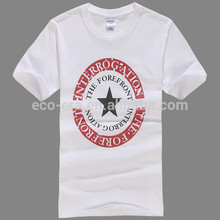 Wholesale Blank T-shirts Men's Clothing For Custom T shirt Printing Online Shopping High Quality China Manufacturer