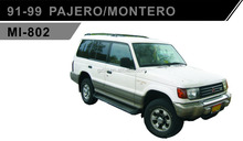 Wind Deflector For 91-99 PAJERO/MONTERO(MI-802)
