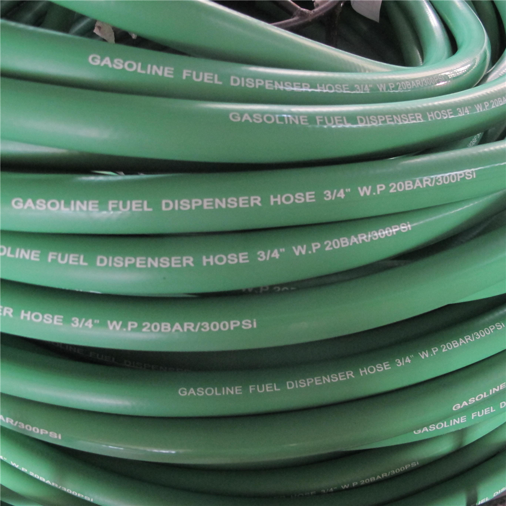 Free Samples High Quality Flexible Rubber Gasoline Fuel Pump Hose