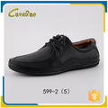 Cheap leather outdoor comfortable italian casual shoes