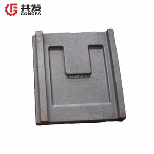 OEM China Manufacturer Customized iron casting foundry