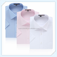 OEM new design stylish long sleeve TC plaid dress shirts for men