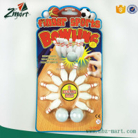 Funny Finger Mini Indoor Games Bowling