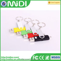 2016 new product OTG usb flash drives, OTG usb for smartphone & PC thumb pendrive memory stick