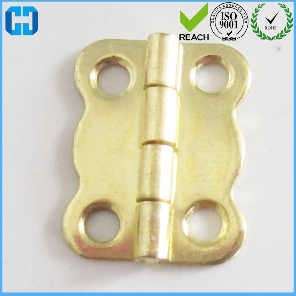 Directly Sale Decorative Antique Brass Inside Stop Hinge
