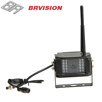 BRvision 2017 Digital signal wireless IP69K Waterproof Camera for Vechile/Crane/Truck