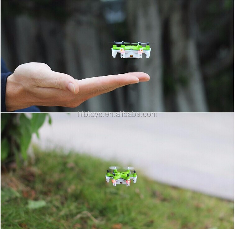 2016 New Nano 2.4G 4CH 6Axis RC Quadcopter Mini Helicopter Drone with Headless Easy Fly Mode Remote Control Toys