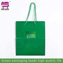 tiny clear window fashion promotion paper burger bag