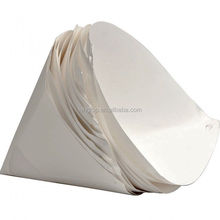 High quality Disposable paper paint funnel 192mic logo as client request
