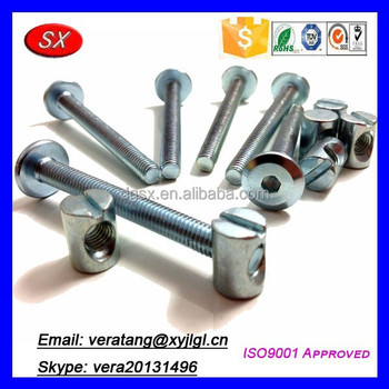 Custom Furniture Screws Connecting Bolts Vendor Of Home