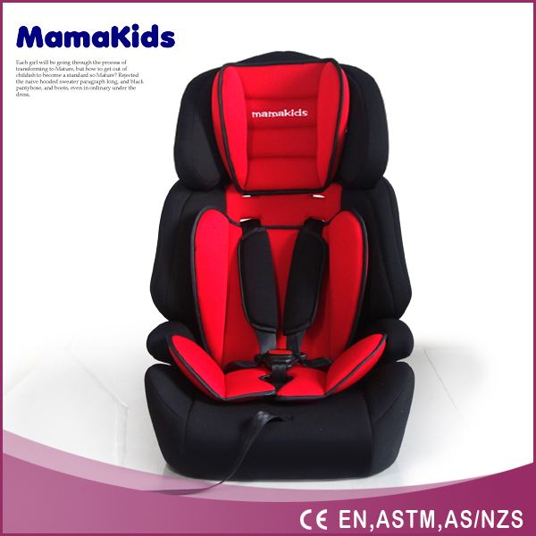 Child Car Seat Group 1,2,3 shield safety baby car seat with ECE approved (9 months - 12 years)
