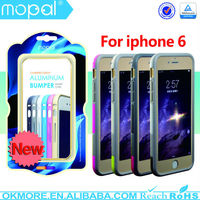 Free Mobile Phone Samples Pc+Tpu Back Cover Case For Iphone 6 Plus