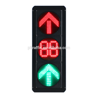 Good 3 color arrow traffic light toy led light traffic signal light with pole sale
