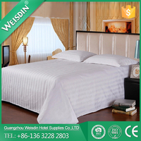 WEISDIN 5 star hotel elegant high quality cotton bed sheets pakistan