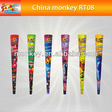 Merry Christmas different color Fire Torch for world cup for sale Fireworks(RT08)