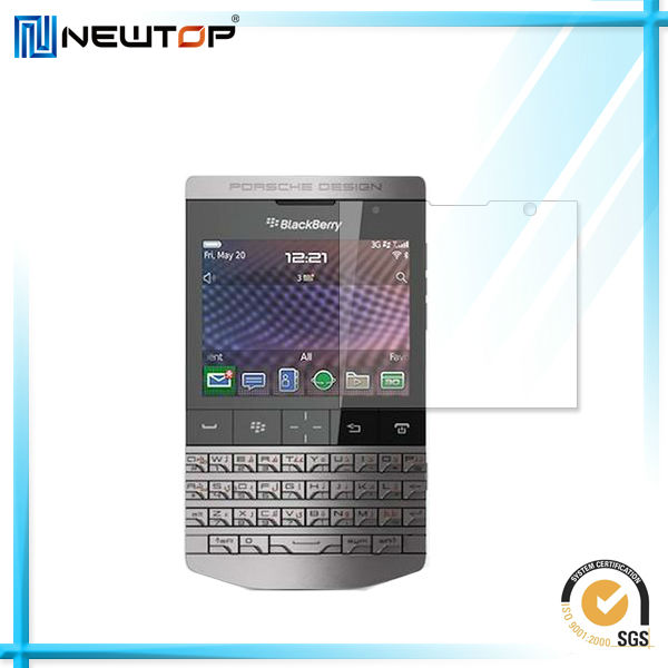 New mobile phone matte screen protector for BlackBerry 9981 with good quality