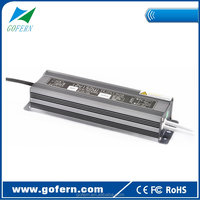 150w waterproof electronic LED driver 12v