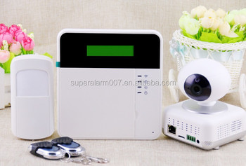 Good quality Door and window wireless gsm alarms system with wireless signal repeater