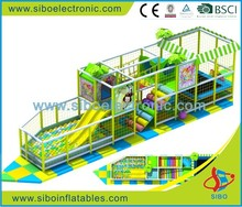 GM-SIBO Custom design kids mini playground floating indoor park sale