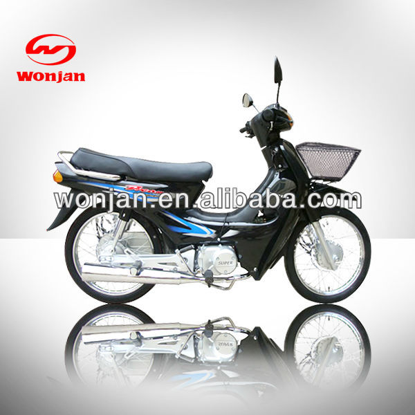 Personal mobility cub style 110cc chinese motorbike (WJ110-6)