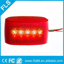 Innovation Colorful Handsfree Bluetooth Light Speaker with LED flashing light