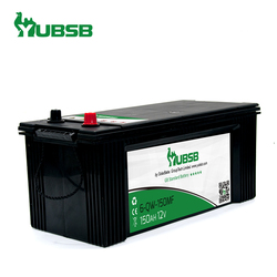 JIS Standard Maintenance free Automotive Car Battery