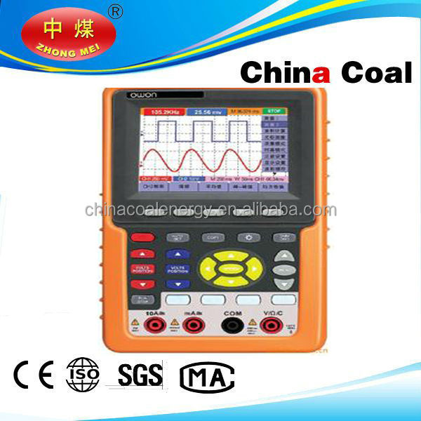 Lowest price 20MHZ high precision digital storage oscilloscope