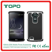 [TOPO] New arrival hybrid rugged rubber shockproof hard phone case for LG G FLEX2 LS996 with fooball skin protective back cover