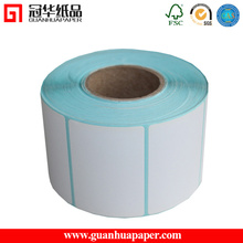 Hot Sale Customized adhesive label printing machine die cutting