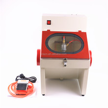 High pressure press-in type sandblaster powerful sand blasting unit