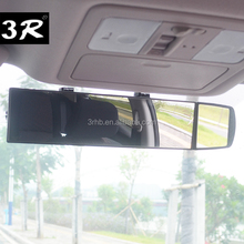 Panoramic rearview mirror for car