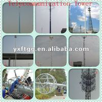 single tube gsm communication Tower