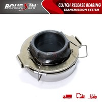 auto parts NKR77/4KH1 automotive clutch slave release bearing seat truck 8-97255313-0
