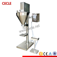 PDF-500 pepper salt powder filling machine with CE certificate