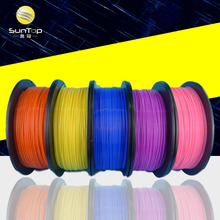 Low Shipping Fee PLA Filament Wholesale 3D Printing Filament 1.75MM PLA Filament ROHS Compliance