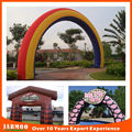 hot sale cheap advertising inflatable arch wedding arch