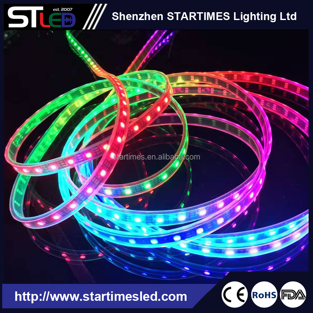 LED Strip 5M 5050 Magic RGB Color Changing 300 Decoration LED Strip Light String Light Chain