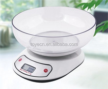 TY-301 mechanical kitchen scale digital food scale with hard bowl