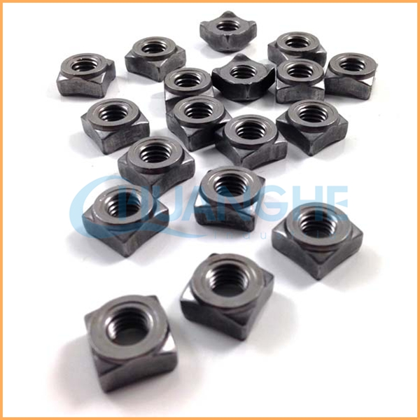 Factory directly metric jis square weld nuts