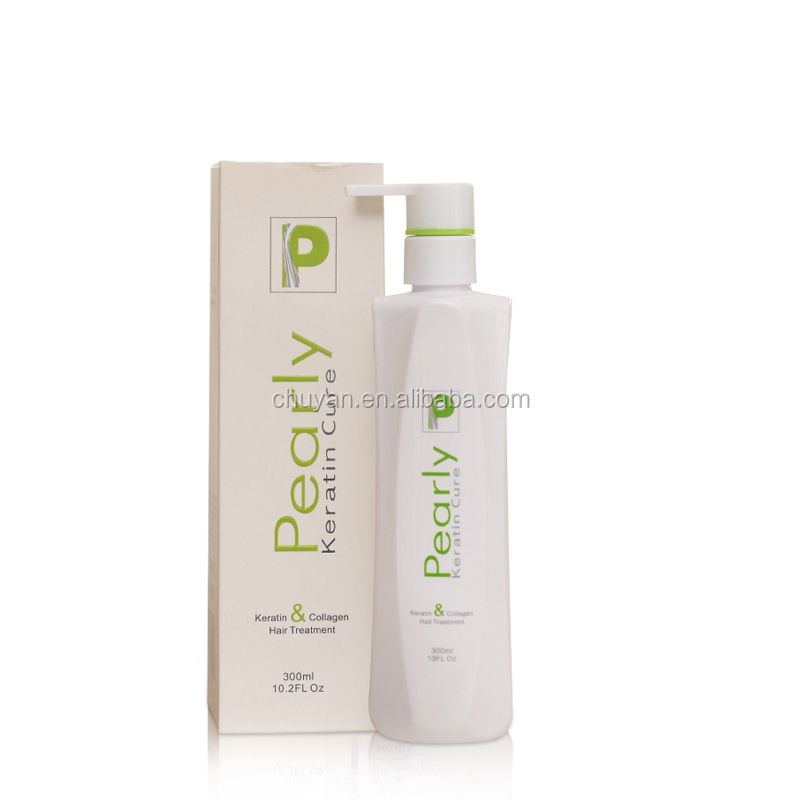 Professional Best Collagen Hair brazilian keratin treatment keratin hair straightening cream
