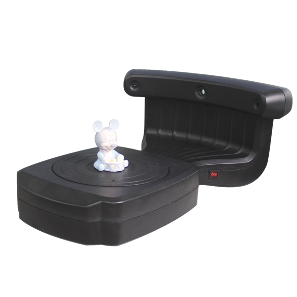 High resolution desktop 3d scanner for office/home printer