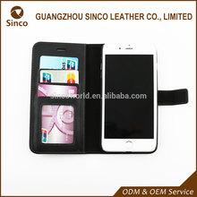industrial Genuine Leather Customize Phone Case manufactured in China