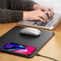 Mouse pad factory with wireless charger