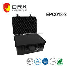 High Quality Injection Molded Engineer Hard Plastic ABS Flight Case