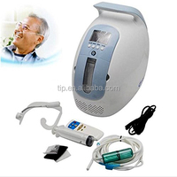 Adjustable Oxygen Generator Concentrator Machine Mini Oxygen bar